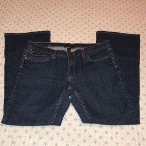 Banana Republic petite ladies jeans size 10P.
